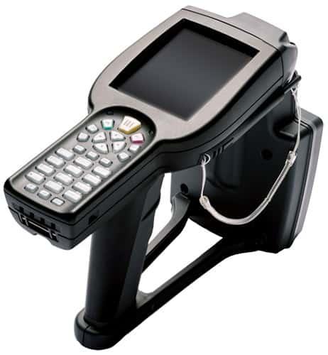 Handheld RFID Dual Dipole Readers from eAgile