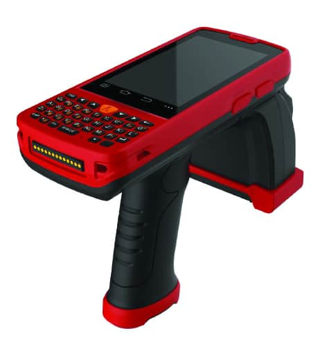 UHF RFID Handheld Reader from eAgile